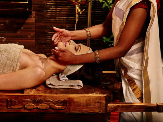 Indian Ayurvedic Massage